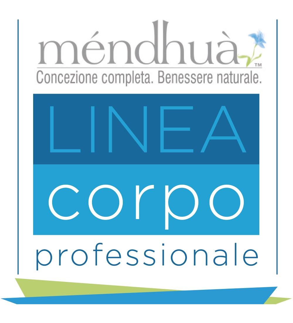 logo linea cosmetici corpo professionale per l'estetista